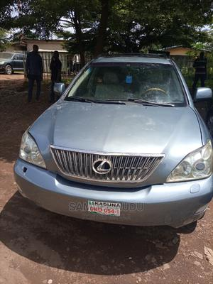 Lexus RX 2002 300 4WD Blue | Cars for sale in Kaduna State, Chikun