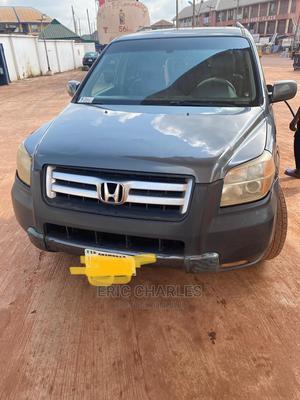 Honda Pilot 2007 Gray   Cars for sale in Enugu State, Enugu