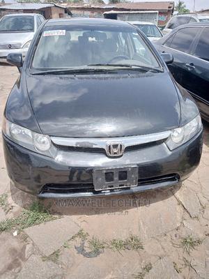 Honda Civic 2007 Black | Cars for sale in Kaduna State, Kaduna / Kaduna State