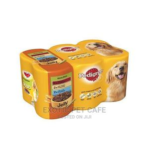 Pedigree (In Jelly With Chicken) Adult Dog Food X 24   Pet's Accessories for sale in Lagos State, Lekki