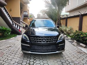 Mercedes-Benz M Class 2014 Black   Cars for sale in Lagos State, Ikeja
