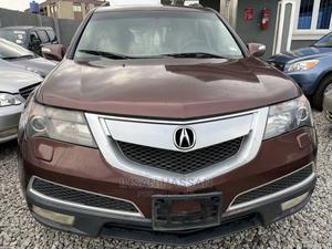 Acura MDX 2010 Brown | Cars for sale in Lagos State, Ogba