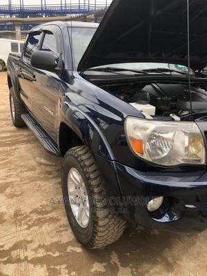 Toyota Tacoma 2007 Blue | Cars for sale in Lagos State, Agege