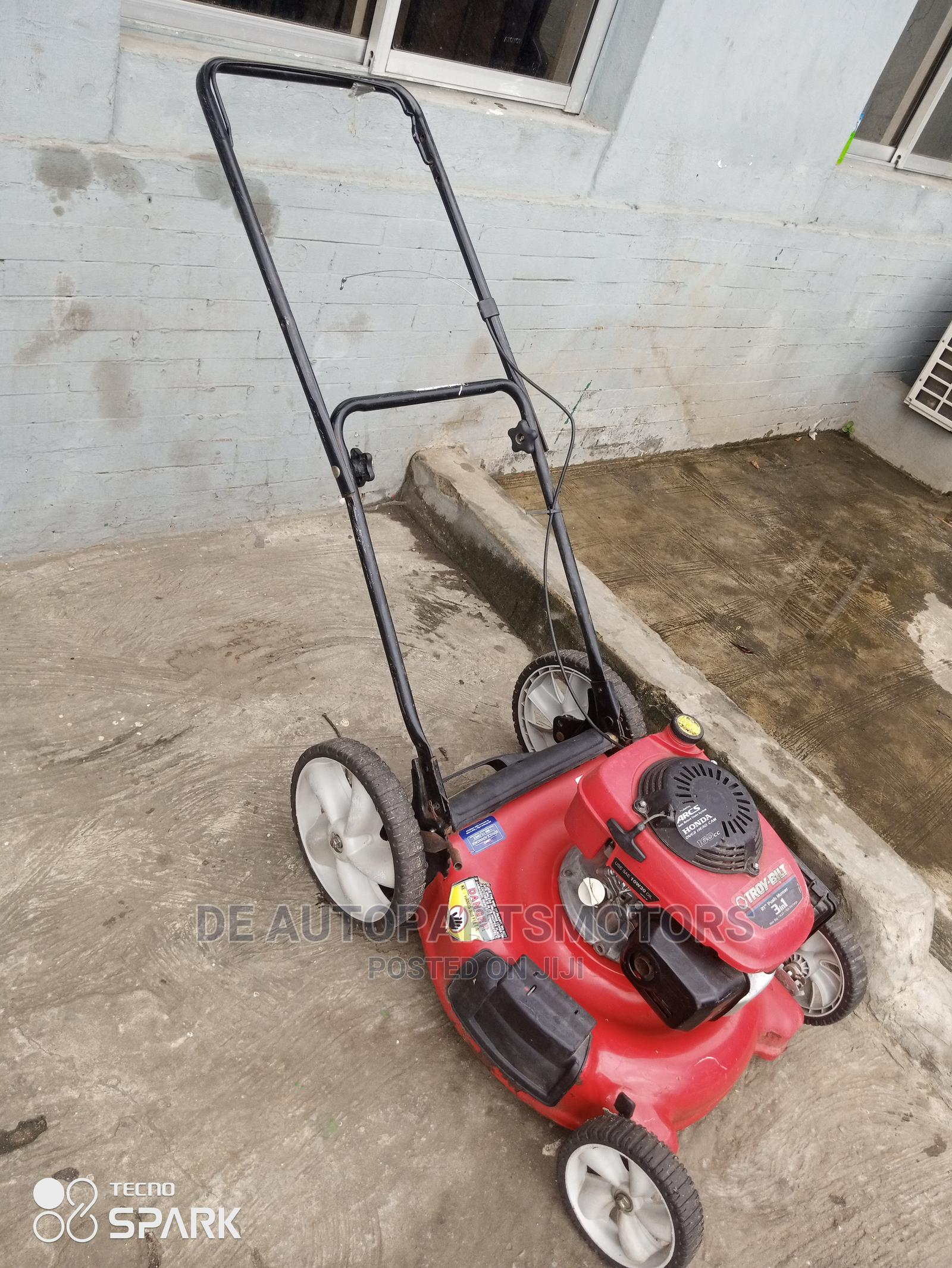 Lawn Mower Grass Cutter   Garden for sale in Maryland, Lagos State, Nigeria