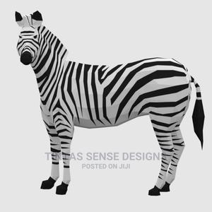 Zebra Sculpture | Arts & Crafts for sale in Lagos State, Lekki
