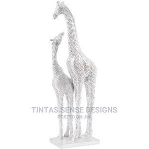 Atwell Mother and Baby Resin Giraffe Sculpture. | Arts & Crafts for sale in Lagos State, Lekki