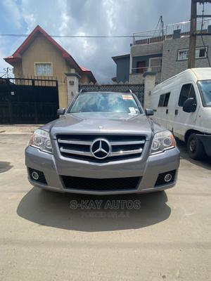 Mercedes-Benz GLK-Class 2015 Gray | Cars for sale in Lagos State, Surulere