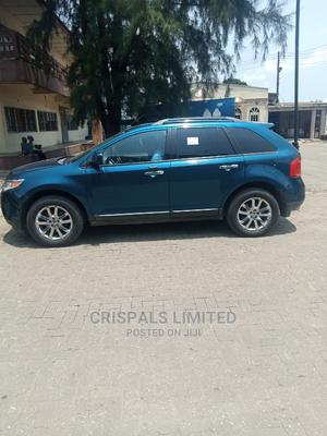 Ford Edge 2011 Blue | Cars for sale in Lagos State, Ajah