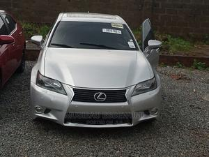 Lexus GS 2013 350 4WD Silver | Cars for sale in Oyo State, Egbeda