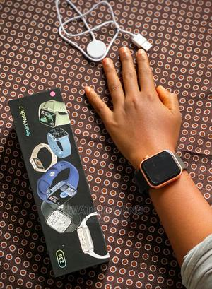 Z36 Series 7 Smartwatch [ Apple Series 7 Clone ] | Smart Watches & Trackers for sale in Lagos State, Ikeja