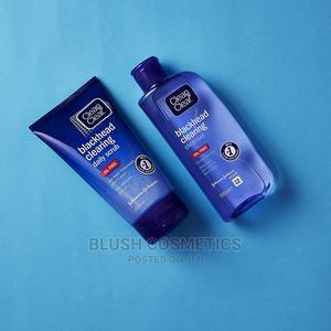 Clean Clear Blackhead Scrub Cleanser, 150g/200ml | Skin Care for sale in Abuja (FCT) State, Gwarinpa