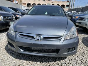 Honda Accord 2007 Blue   Cars for sale in Lagos State, Ogba