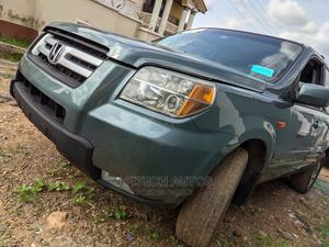 Honda Pilot 2006 EX 4x2 (3.5L 6cyl 5A) Green | Cars for sale in Oyo State, Ibadan