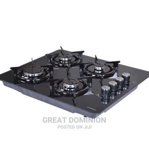 Maxi 60cm Size Cabinet 4 Burner Gas Cooker Auto Ignition | Kitchen Appliances for sale in Lagos State, Ojo