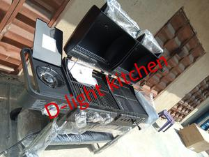 BBQ 3 Burner Gas With Charcoal | Restaurant & Catering Equipment for sale in Lagos State, Ojo