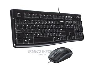 Logitech Mk270 Wireless Keyboard and Mouse Wireless | Computer Accessories  for sale in Lagos State, Ikeja