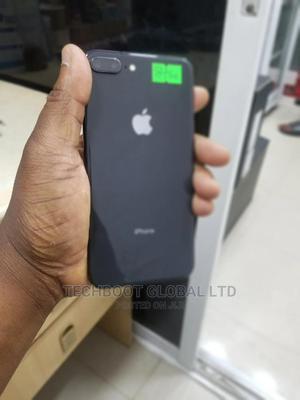 Apple iPhone 8 Plus 64 GB Black   Mobile Phones for sale in Lagos State, Ikeja