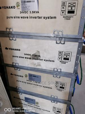 3.5kva 24v Yohako Inverter   Solar Energy for sale in Lagos State, Ojo