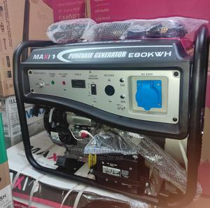 Maxi Generator 100% Pure Copper Coil ( 8.1kva ) Key Starter | Electrical Equipment for sale in Lagos State, Ojo