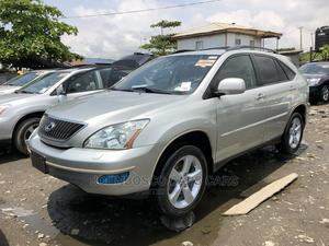 Lexus RX 2006 330 Silver | Cars for sale in Lagos State, Apapa