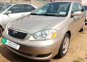 Toyota Corolla 2006 Gold   Cars for sale in Abuja (FCT) State, Nyanya