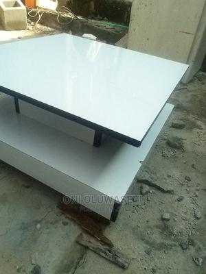 White Center Table   Furniture for sale in Lagos State, Ajah