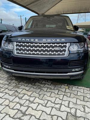 Land Rover Range Rover Vogue 2017 Black | Cars for sale in Lagos State, Lekki