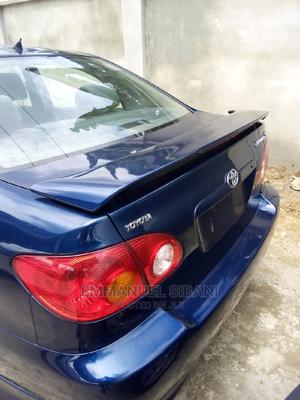 Toyota Corolla 2004 Sedan Automatic Blue | Cars for sale in Rivers State, Port-Harcourt