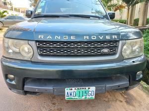 Land Rover Range Rover Sport 2011 HSE 4x4 (5.0L 8cyl 6A) Green | Cars for sale in Lagos State, Ikeja