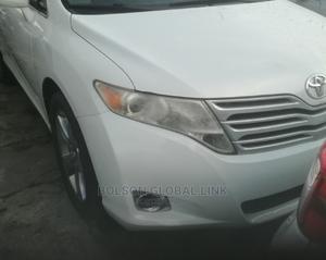 Toyota Venza 2010 V6 AWD White   Cars for sale in Lagos State, Ojodu