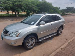 Lexus RX 2008 350 AWD Silver | Cars for sale in Abuja (FCT) State, Central Business District