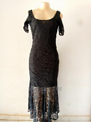 Long Net Black Gown | Clothing for sale in Lagos State, Alimosho