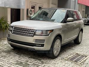 Land Rover Range Rover Vogue 2014 Gold | Cars for sale in Lagos State, Lekki