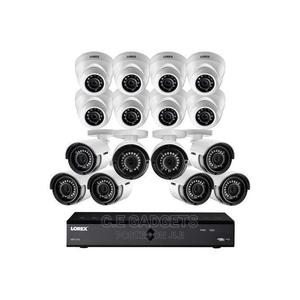 Super Quality 16 Channel DVR With 8 Indoors/ 8 Outdoors Cctv | Security & Surveillance for sale in Lagos State, Ojo