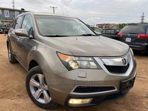 Acura MDX 2011 Gold   Cars for sale in Lagos State, Alimosho