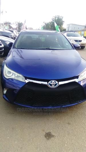 Toyota Camry 2016 Blue | Cars for sale in Lagos State, Alimosho