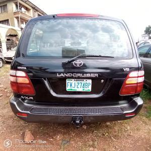 Toyota Land Cruiser 2005 100 VX 4.7 V8 Black | Cars for sale in Enugu State, Enugu