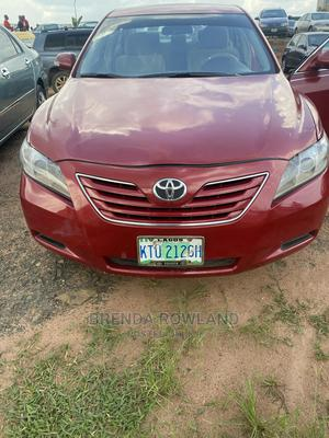Toyota Camry 2008 2.4 LE Red   Cars for sale in Imo State, Owerri