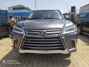 Lexus LX 2017 570 AWD Gray   Cars for sale in Lagos State, Lekki