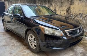 Honda Accord 2009 2.4 EX Black | Cars for sale in Lagos State, Mushin