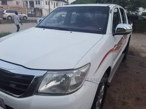 Toyota Hilux 2010 White | Cars for sale in Lagos State, Amuwo-Odofin