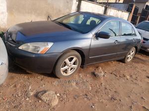 Honda Accord 2004 Gray   Cars for sale in Lagos State, Ikotun/Igando