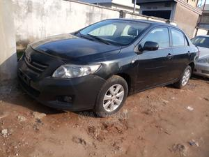 Toyota Corolla 2010 Black | Cars for sale in Lagos State, Ikotun/Igando