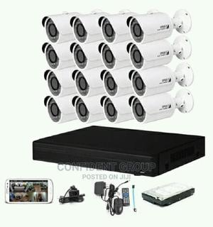 16 Channels Cctv Camera Installation | Security & Surveillance for sale in Rivers State, Port-Harcourt