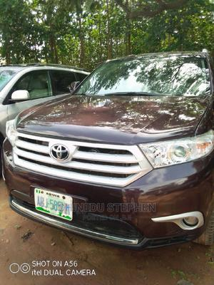 Toyota Highlander 2010 Limited Purple   Cars for sale in Abuja (FCT) State, Gudu