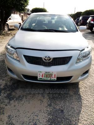 Toyota Corolla 2008 Silver   Cars for sale in Lagos State, Amuwo-Odofin