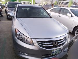 Honda Accord 2008 2.0 Comfort Silver   Cars for sale in Lagos State, Ogba