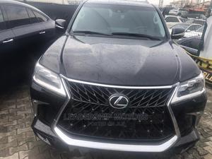 Lexus LX 2017 570 AWD Black | Cars for sale in Lagos State, Lekki