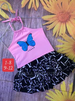 Children Hotter Necks With Skirt   Children's Clothing for sale in Lagos State, Ikorodu