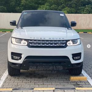Land Rover Range Rover Sport 2014 White   Cars for sale in Lagos State, Lekki